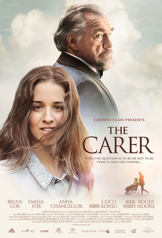 The Carer poster art
