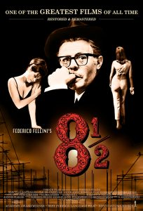 8 and One Half Poster Art