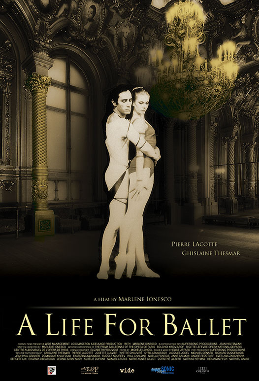 A Life for Ballet Poster Art