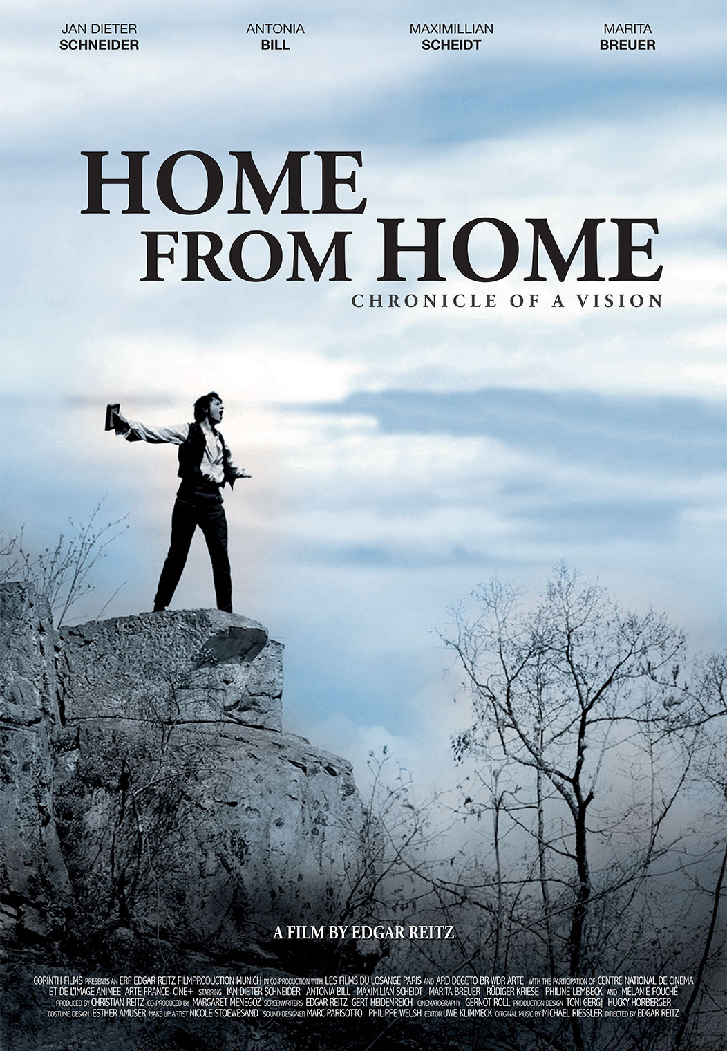 Home from Home Poster Art