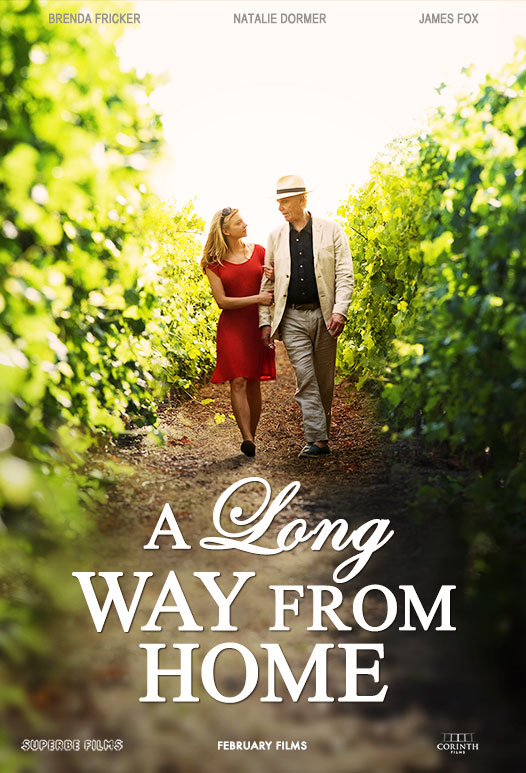 A Long Way from Home Poster Art