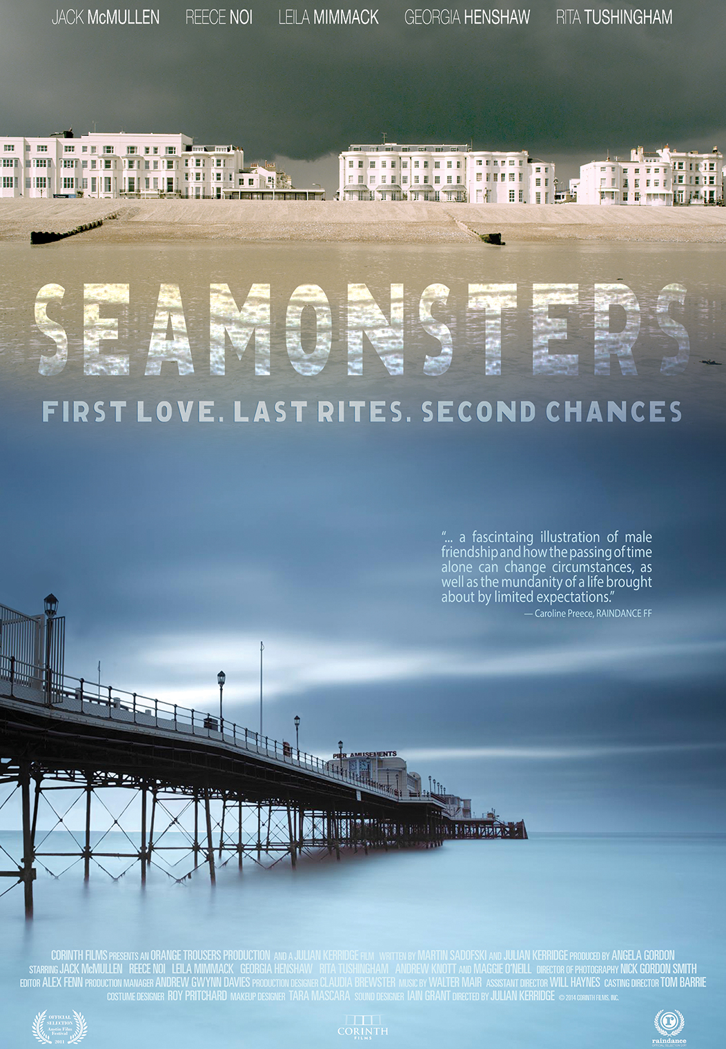 Seamonsters poster art