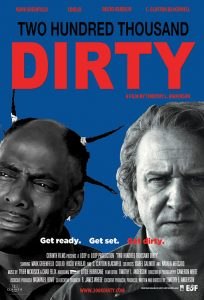 Two Hundred Thousand Dirty Poster Art