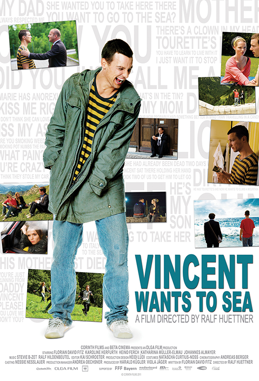 Vincent Wants to Sea Poster Art