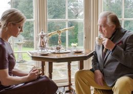 the carer movie starring brian cox and emilia fox