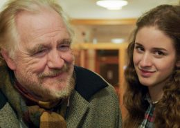the carer movie starring brian cox and coco konig