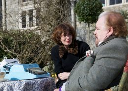 the carer movie starring brian cox with anna chancellor