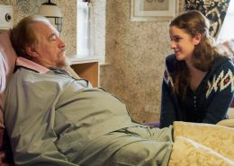 the carer movie starring brian cox with coco konig