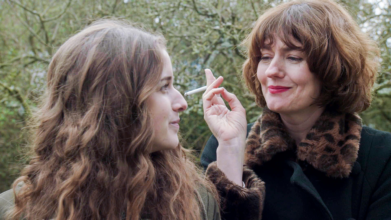 the carer movie starring coco konig with anna chancellor