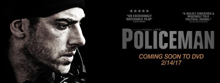 Policeman Coming Soon to DVD