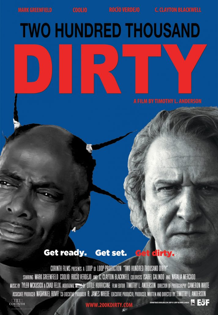Two Hundred Thousand Dirty Poster