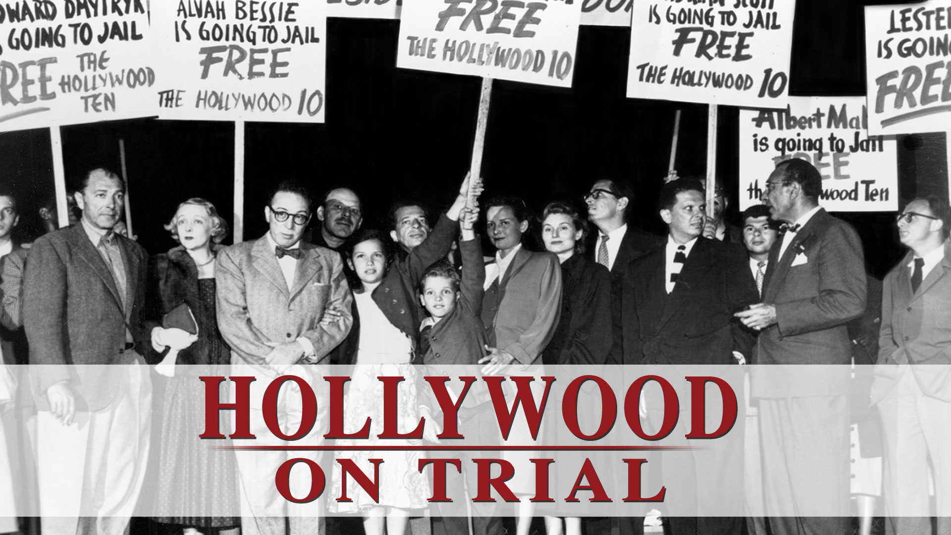 Hollywood On Trial on Amazon Prime Instant Video