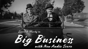 Laurel & Hardy in Big Business