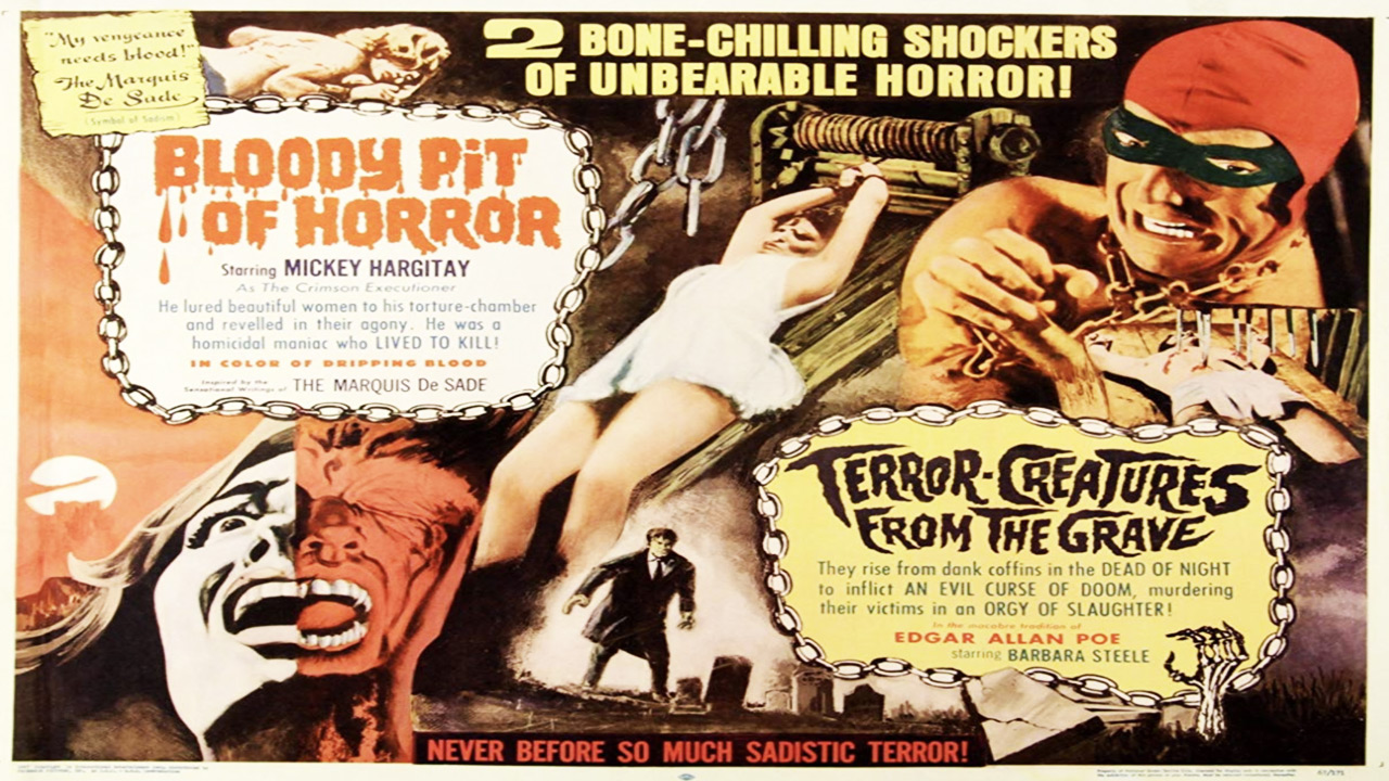 Terror Creatures From the Grave