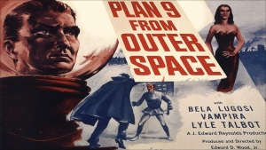 Plan9 From Outer Space