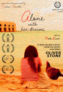 Alone With Her Dreams poster
