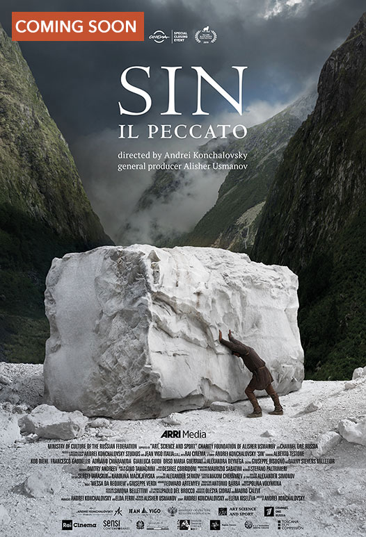 Sin poster coming soon