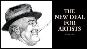 The New Deal For Artists