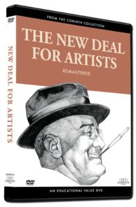 The New Deal For Artists DVD
