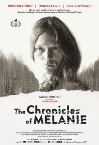 The Chronicles of Melanie Poster Art