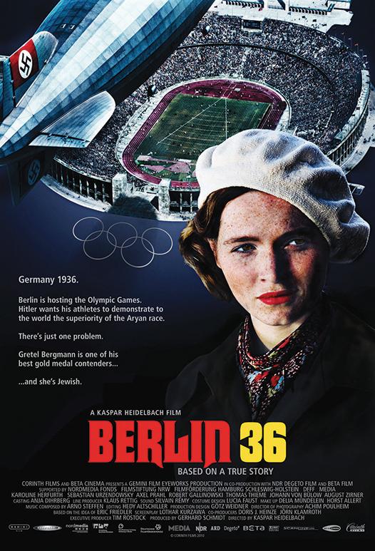 Berlin 36 Poster Art