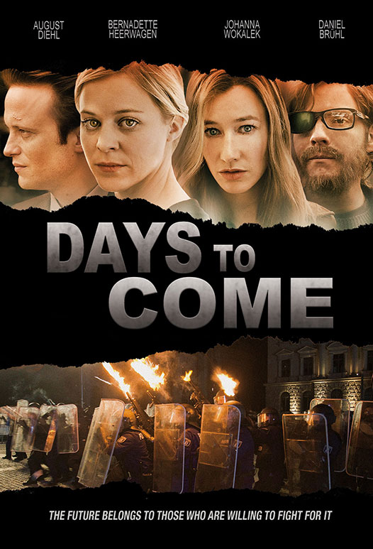 Days to Come Poster Art
