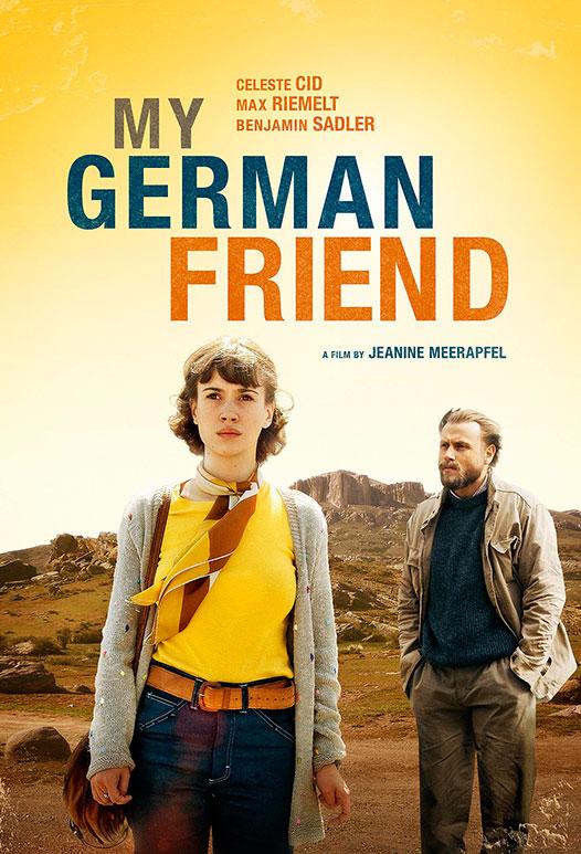 My German Friend Poster Art