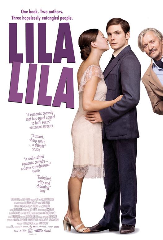 Lila Lila Poster Art
