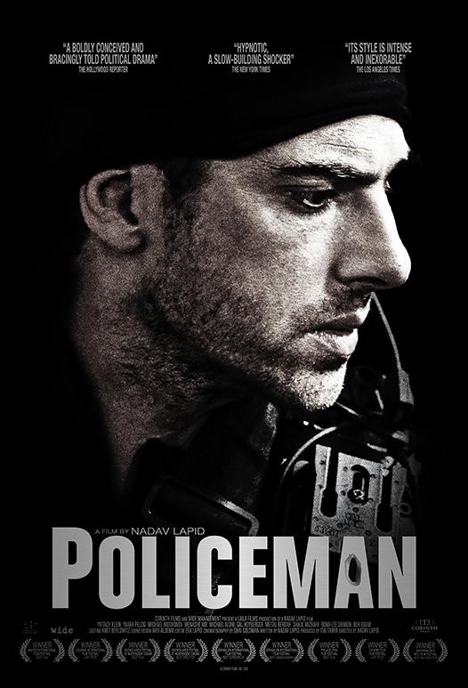 Policeman Poster Art