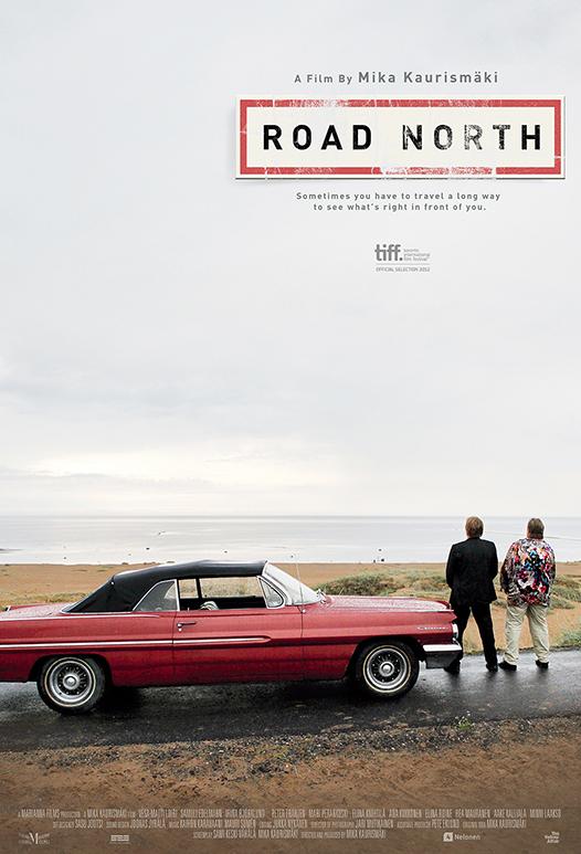 Road North Poster Art