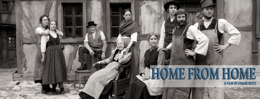 Home From Home Banner