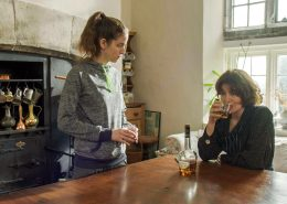 the carer movie coco konig and anna chancellor