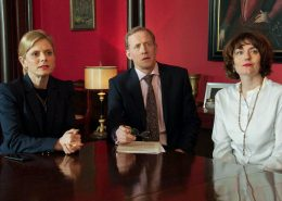 the carer movie emilia fox karl johnson and anna chancellor