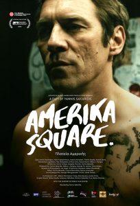 Amerika Square Poster Art