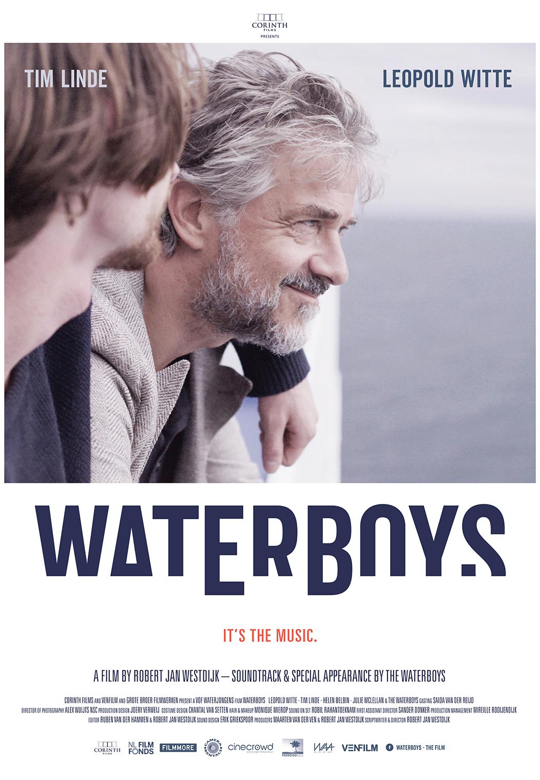 Waterboys poster art