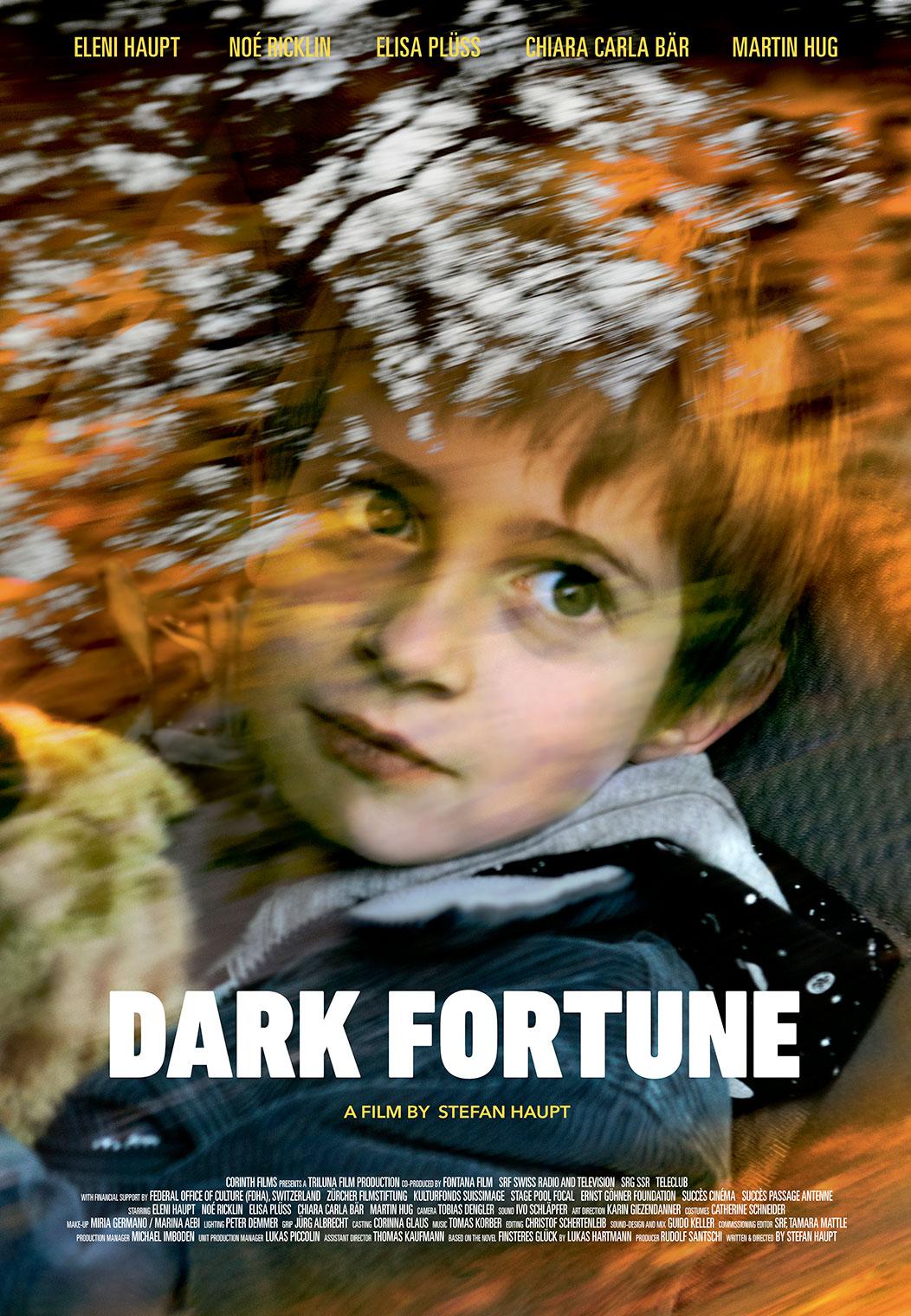 Dark Fortune Poster Art