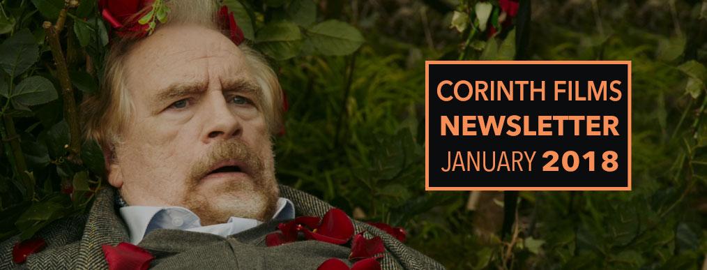January 2018 Corinth films Newsletter