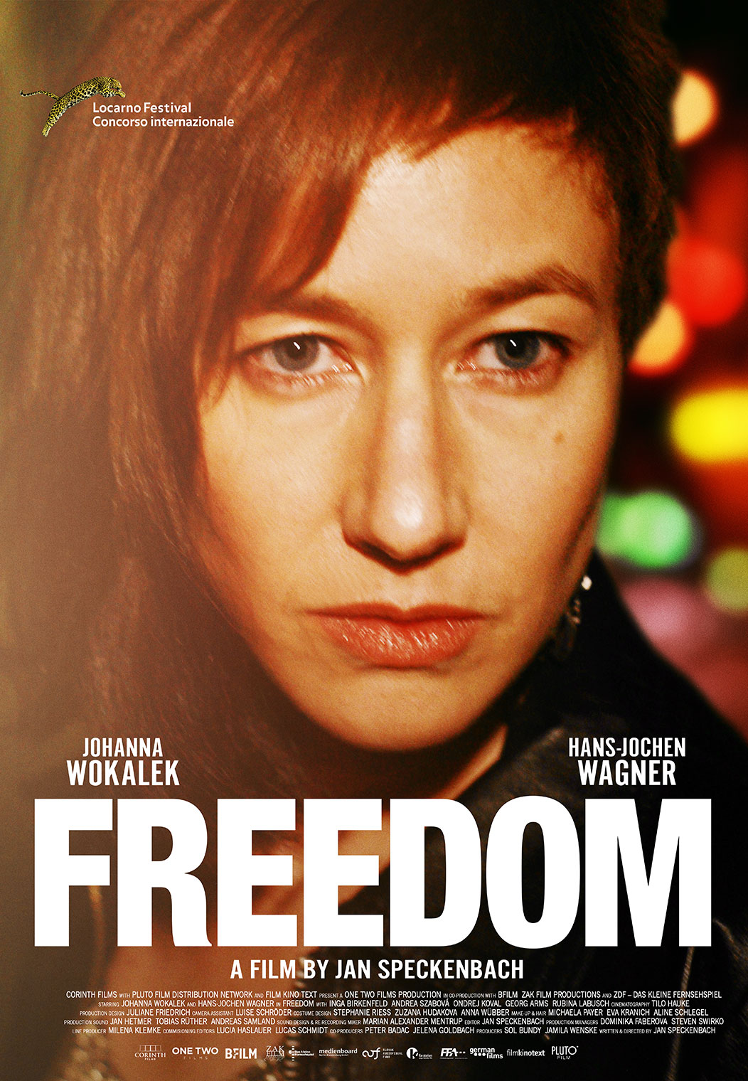 Freedom Poster art