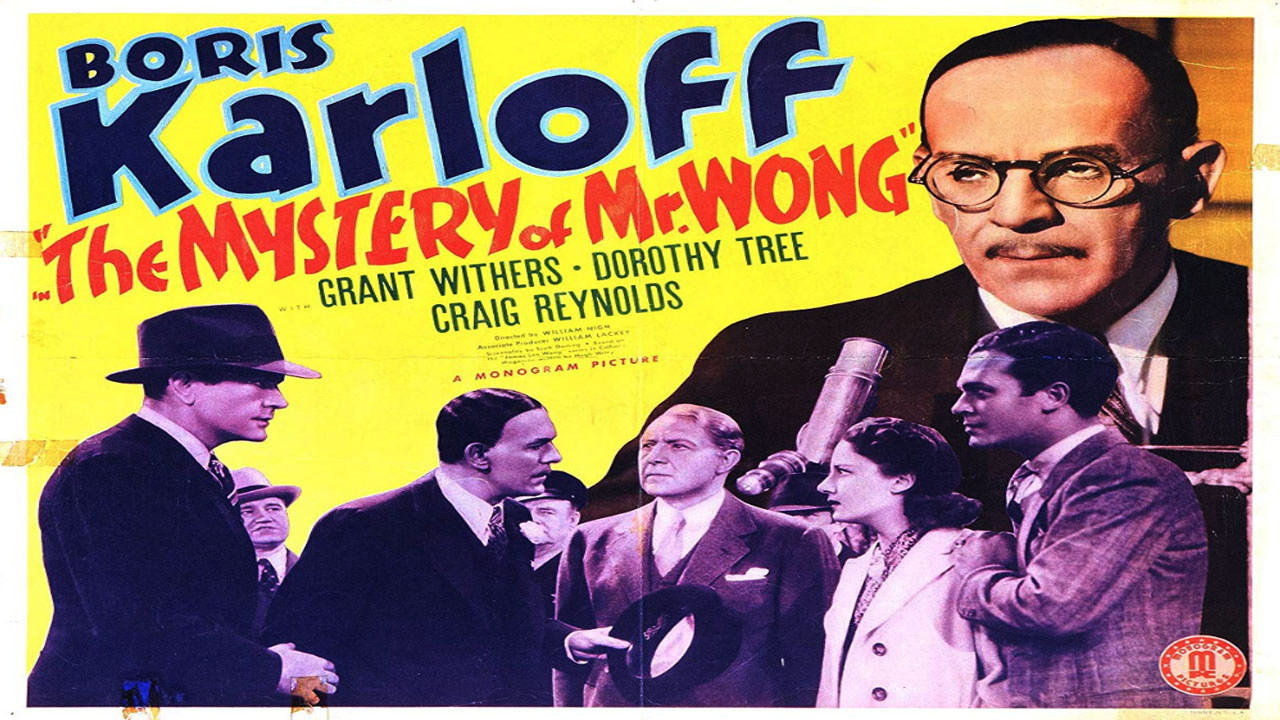 Mystery of Mr. Wong