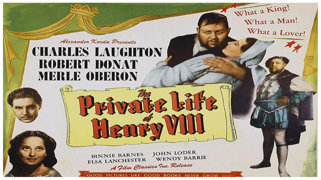 Private Life of Henry VIII