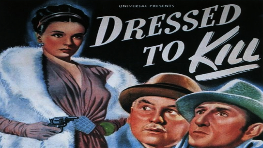 Sherlock Holmes Dressed To Kill