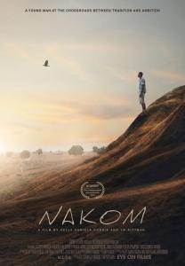 Nakom poster art