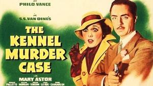 The Kennel Murder Case