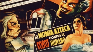 Robot vs. Aztec Mummy