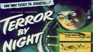 Sherlock Holmes Terror By Night