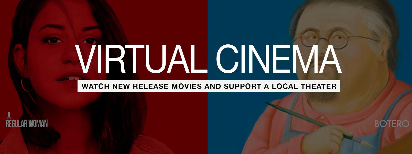 Virtual Cinema Screening