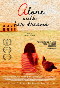 Alone With Her Dreams poster art