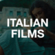 Italian language films