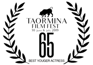 Alone With Her Dreams Best Actress Taormina