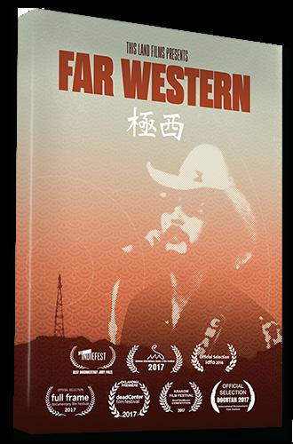 Far Western DVD